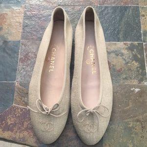 Chanel Ballerina Flat